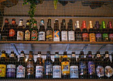 100 сортов пива и честные цены. На ул. Октябрьской открылся бар Middle Ground